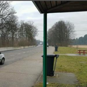 Rastplatz Weiler/Esch A57