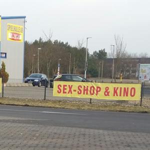 Sex Shop mit Pornokino Autohof Linthe